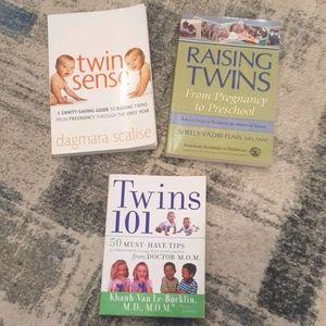 Twin Sense -Raising Twins - Twins 101
